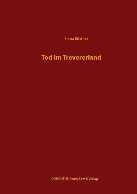 Cover zum Tod im Trevererland