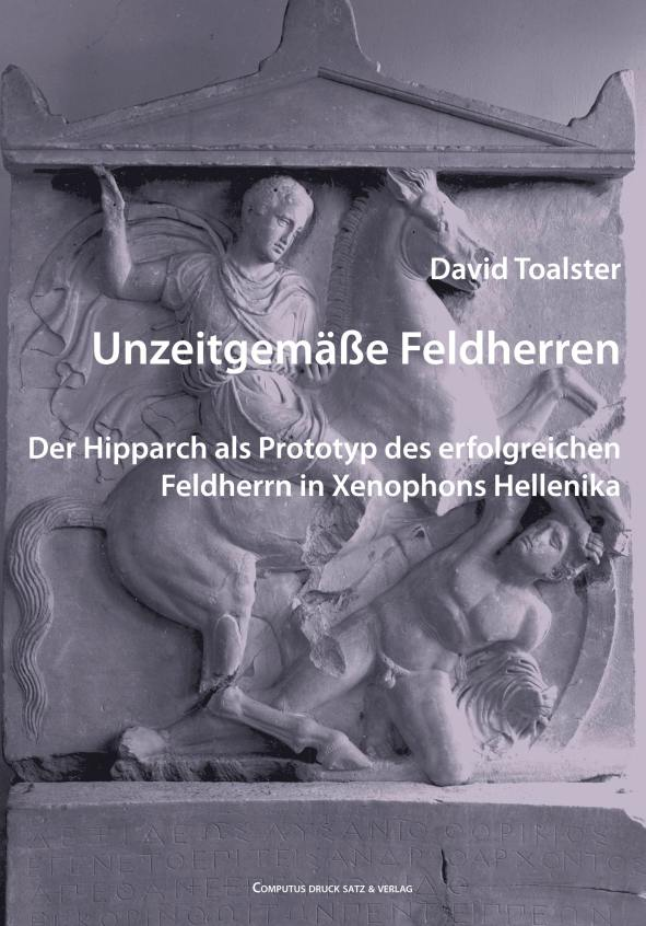 """Cover zu den """"UNzeitgemäßen Feldherren"""""""